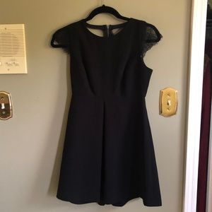 BCBGeneration black crepe dress